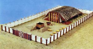 Illustratie tabernakel